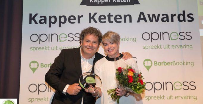 AMI Kapper Landelijke winnaar