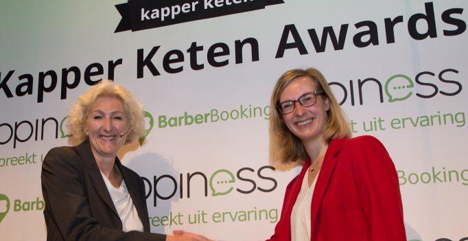 Samenwerking BarberBooking & Opiness